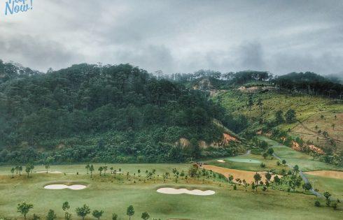Lộ diện thánh địa sống ảo kế hồ Tuyền Lâm view bao thung lũng Đà Lạt