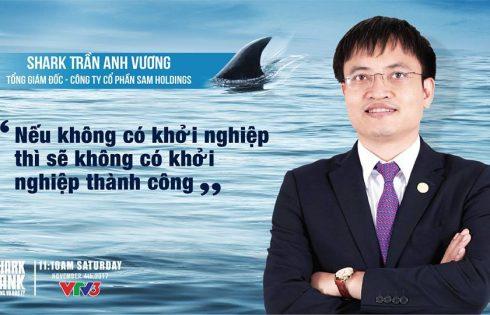 """SAM đầu tư 10 tỷ đồng vào chương trình truyền hình thực tế """"Shark Tank Việt Nam"""""""